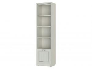 шкаф-стеллаж с полками и с дверкой внизу - 314109 (универсальный)