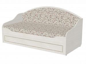 Кровать-тахта со сп. м. 90*200, без матраса, с дополнительной выкатной кроватью - 318605