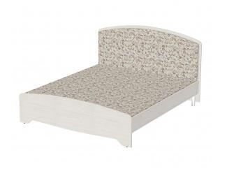 Кровать со сп. м. 180*200, с ортопедом, без матраса и с мягким изголовьем - 318818