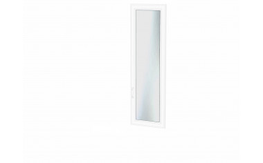 Зеркало для короткой двери шкафа - 315406 - правое